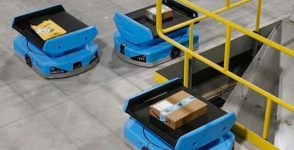 روبوتات مستودعات أمازون تتسبب بزيادة الحوادث بنسبة 50%