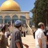عشرات المستوطنين يقتحمون باحات الأقصى المبارك بحماية مشددة من قوات الاحتلال