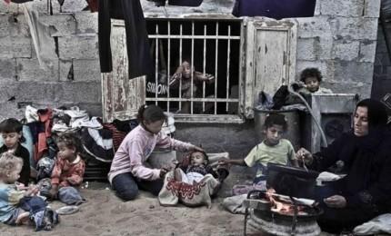 %85 من سكان قطاع غزة يعيشون تحت خط الفقر
