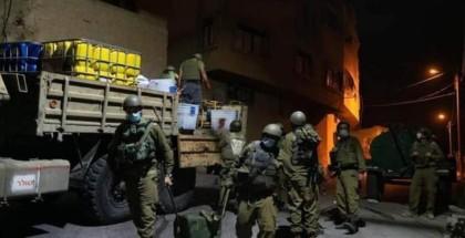 بالصور.. الاحتلال يغلق غرفة كان يقطنها الأسير نظمي أبو بكر