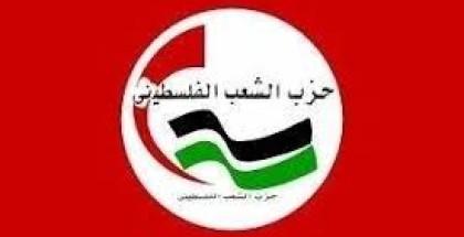 حزب الشعب يدعو لعقد اجتماع المجلس المركزي وتصعيد المواجهة