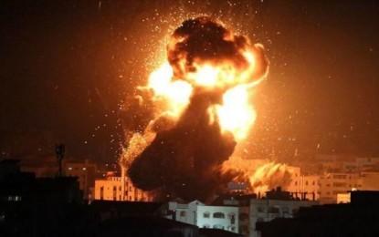 الاحتلال يواصل العدوان على غزة والمقاومة تتصدى للعدوان