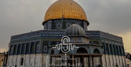 مشاهد لقبة الصخرة والكنيسة الإنجيلية في القدس