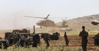 الجيش الإسرائيلي يبدأ مناورات هي الأكبر في تاريخه و استنفار  لحزب الله على حدود لبنان
