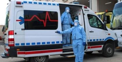 الأردن: 33 حالة وفاة و1220 إصابة جديدة بفيروس كورونا
