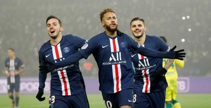 باريس يقرب ليل من لقب الدوري بتعثر جديد