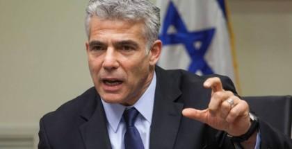 رئيس كيان الاحتلال الإسرائيلي يكلف  لبيد بتشكيل الحكومة
