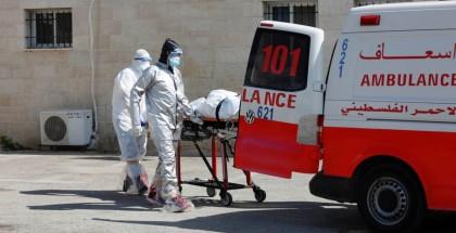 """الصحة الفلسطينية: تسجيل """"27"""" وفاة و""""1784"""" إصابة جديدة بفيروس كورونا"""