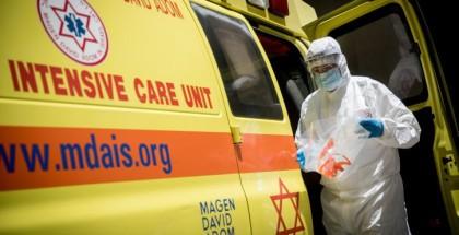 """خلال الـ 24 ساعة الماضية .. """"إسرائيل"""" تسجل 54 حالة وفاة بفيروس كورونا"""