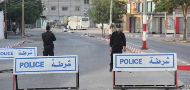 داخلية غزة: لا قرار بشأن الإغلاق الشامل وما يتم تداوله إشاعات وتكهنات