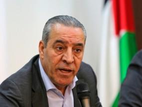 """""""الشيخ"""" يلتقي المبعوث الاوروبي لعملية السلام في الشرق الأوسط"""