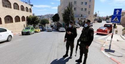 إغلاق محافظة  بيت لحم 48 ساعة لمواجهة انتشار فيروس كورونا