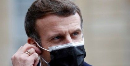 بالفيديو: صفعة على وجه ماكرون خلال زيارته لجنوب فرنسا