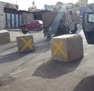 الاحتلال الإسرائيلي يفرض إغلاقا شاملا على الضفة ومعابر غزة اعتبارا من الثلاثاء