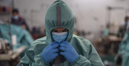 تسجيل 15 حالة وفاة و938 إصابة جديدة بكورونا في الضفة وغزة والقدس