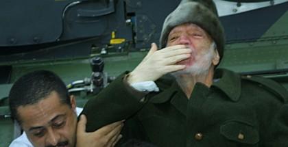قتلوا ياسر عرفات ليحرفوا بوصلة القضية