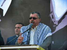 النائب أبو شمالة: العدوان الأخير وحد الصف الفلسطيني وأعاد الاهتمام العالمي بالقضية الفلسطينية