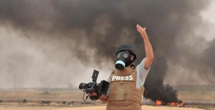 تقرير: 183 انتهاكا بحق الصحفيين منذ مطلع العام الجاري