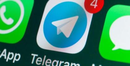 تليجرام تمكن المستخدمين من حذف بياناتهم في حال فقدان الهاتف