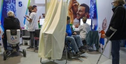 الصحة الاحتلال: تطعيم 2 مليون شخص ضد فيروس كورونا