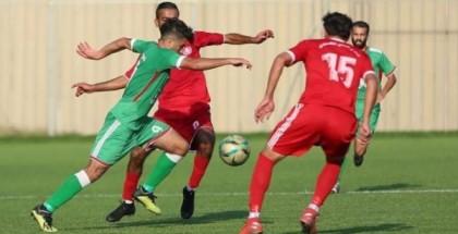 جدول مباريات الجولة الثانية من دوري الدرجة الممتازة بغزة