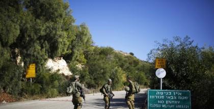 """""""إسرائيل"""" تزعم اسقاط طائرة مسيرة قادمة من حدود لبنان"""