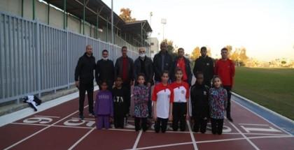 اتحاد ألعاب القوى يختتم اختبارات المنتخب الوطني