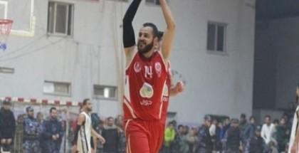 المنتخب الوطني لكرة السلة يختار لاعبين من غزة