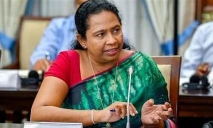 """""""المشروب الخارق"""" لم ينقذ وزيرة الصحة السيريلانكية من كورونا"""