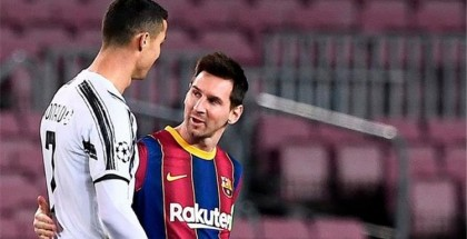 رونالدو وميسي يرفضان عرضًا مغريًا من السعودية