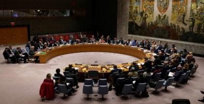 انطلاق جلسة مجلس الأمن لبحث انتهاكات الاحتلال