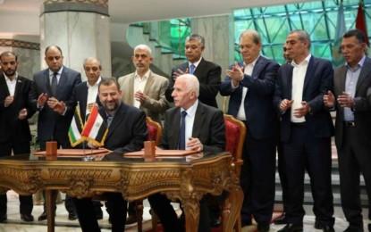 """خطر يهدد حوار القاهرة.. وحوارات منفصلة مع قادة حركتي """"فتح"""" و""""حماس"""