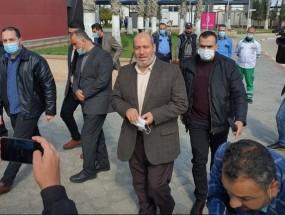 حماس: سنُكمل حوارات القاهرة الشهر الجاري وحكومة وحدة تضم الجميع بعد الانتخابات
