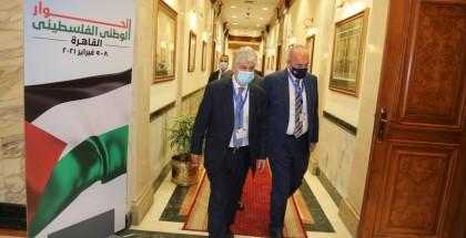 مجدلاني: مقترحات لتأجيل حوار القاهرة هذا الشهر