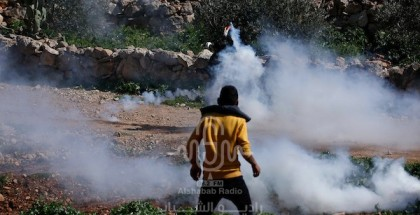 إصابة خطيرة لطفل استهدفه الاحتلال بالرصاص الحي غرب رام الله
