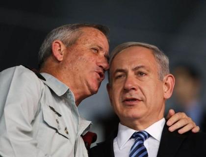 """نتنياهو يعرض استقالته وتنصيب غانتس في محاولة لإفشال """"حكومة التغيير"""""""