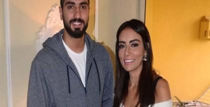 """محمد الشرنوبي لزوجته: """" انتي وش الخير """""""