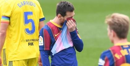 ريمونتادا ليفانتي تحبط برشلونة بخسارته لقب الدوري