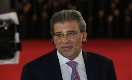 بسبب مأساة.. المخرج خالد يوسف يعود إلى مصر سريعا!