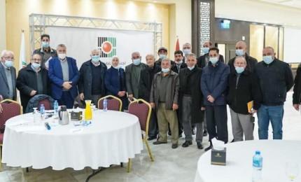 لجنة الانتخابات: وضعنا شروط الترشح أمام الأمناء العاميين للفصائل الفلسطينية