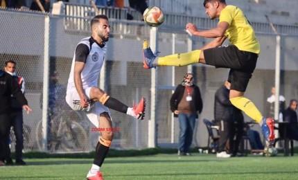 حصاد الأسبوع السابع من دوري الدرجة الأولى بغزة