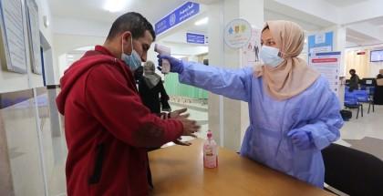 الأردن: تسجيل 87 وفاة و5205 إصابات جديدة بفيروس كورونا