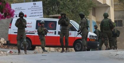 إصابة خطيرة لطفل برصاص الاحتلال في الخليل
