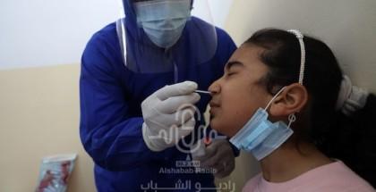 الصحة بغزة: حالتا وفاة و56 إصابة جديدة بفيروس كورونا في خلال 24 ساعة الماضية