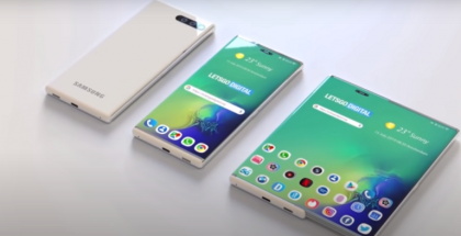 شركة سامسونغ تسعى لإحداث نقلة نوعية في عالم الهواتف!