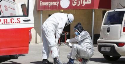8 وفيات و493 إصابة جديدة بكورونا في فلسطين