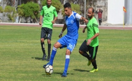 تجميد النشاط الرياضي في قطاع غزة
