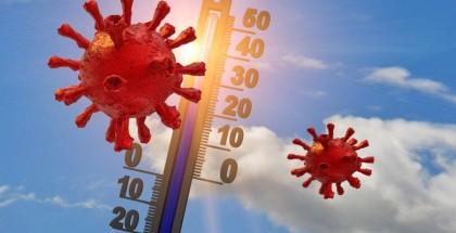 ما قصة رفع درجة الحرارة بفيروس كورونا؟