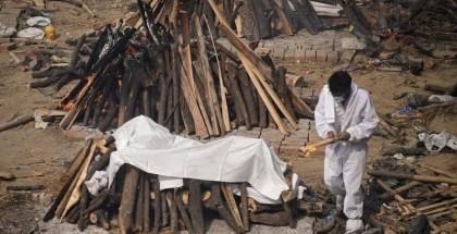 الهند تسجل أكثر من 30 مليون إصابة بكورونا حتى الآن