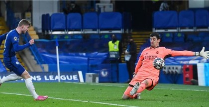 تشيلسي يقصي ريال مدريد ويلحق بالسيتي في نهائي الأبطال